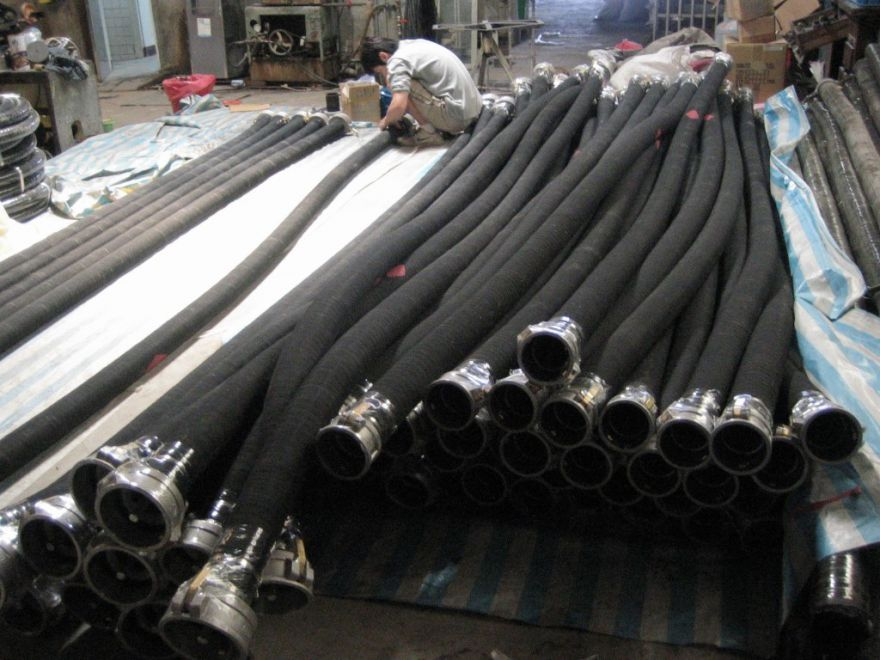 Oil Suction and Discharge Hose  Smooth Bore ISO9001國際品質認證通過